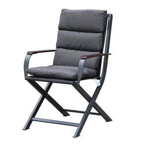 Amber/chair/anthracite/grey