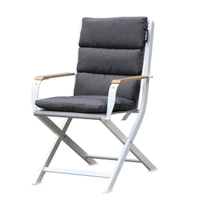Amber/chair/white/grey