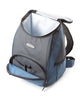 Greenfield Collection Powder Blue 16 Litre Backpack Cool Bag The Greenfield Collection