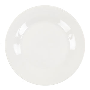 Greenfield Collection China Plate 8'' White The Greenfield Collection