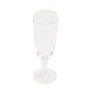 Greenfield Collection Gold Rim Wine Glass The Greenfield Collection