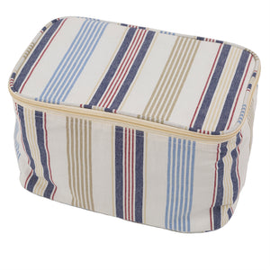 Greenfield Collection Stripe Cool Bag The Greenfield Collection