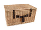 Greenfield Collection Ludlow Willow Picnic Hamper for Four People The Greenfield Collection