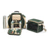 Greenfield Collection Super Deluxe Picnic Backpack Hamper with Matching Cool Bag