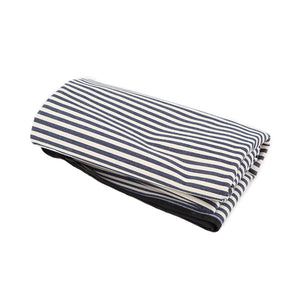 Greenfield Collection Blue Stripe Picnic Rug The Greenfield Collection
