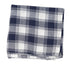 Greenfield Collection Checkered Stripe Cotton Table Cloth