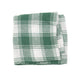 Greenfield Collection Checkered Stripe Cotton Table Cloth The Greenfield Collection