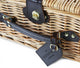 Greenfield Collection Buckingham Willow Picnic Hamper for Two People