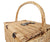 Greenfield Collection Windsor Willow Picnic Hamper for Four People The Greenfield Collection