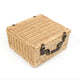 Greenfield Collection Sandbanks Willow Picnic Hamper for Two People The Greenfield Collection