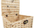 Greenfield Collection Kensington Classic Willow Picnic Hamper The Greenfield Collection