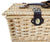 Greenfield Collection Mayfair Classic Willow Picnic Hamper The Greenfield Collection
