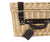 Greenfield Collection Clarendon Willow Picnic Hamper for Two People The Greenfield Collection