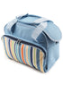 Greenfield Collection Sky Blue 18 Litre Travel Cool Bag