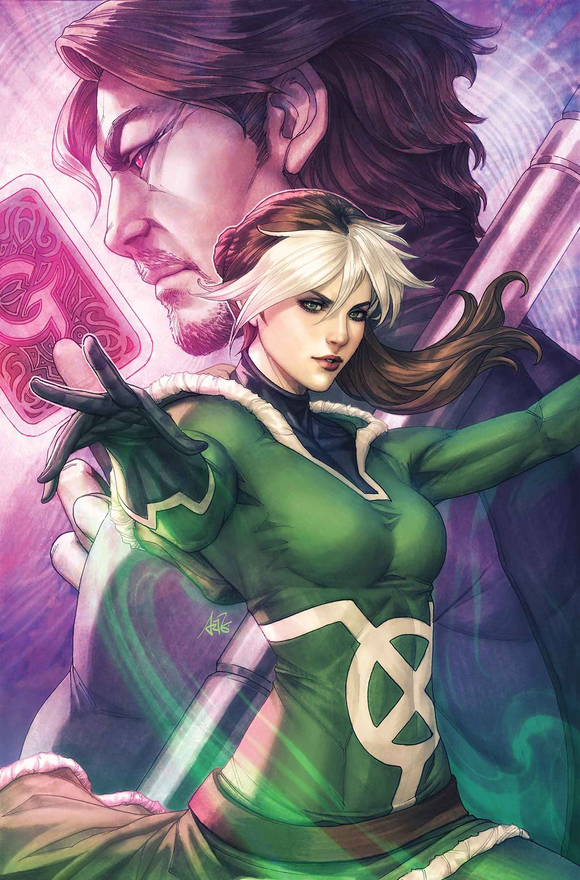 Astonishing X-Men #1 Stanley Artgerm Lau 1:100 Variant