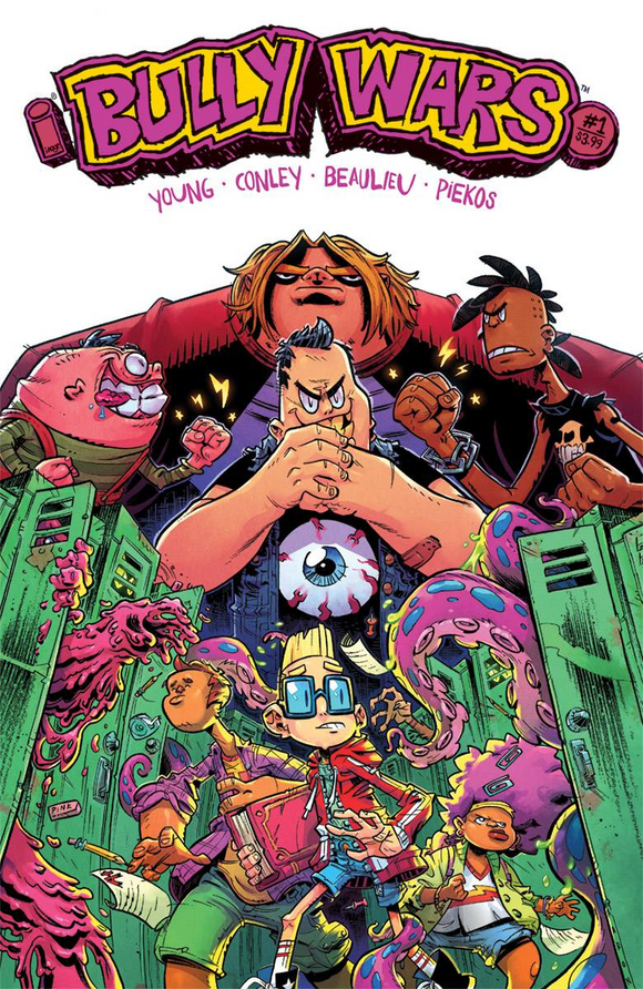 Bully Wars # 1 Cover A