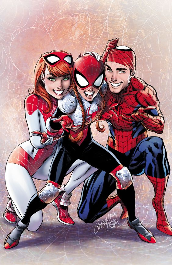 The Amazing Spider-Man Renew your vows 2 Campbell Variant