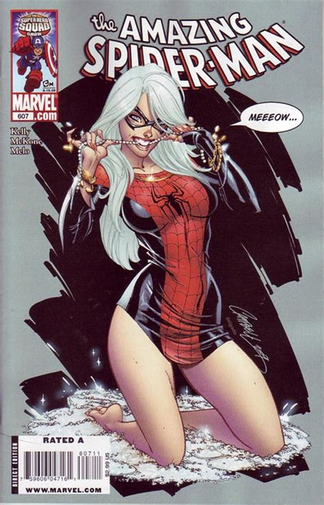 The Amazing Spider-Man J Scott Campbell Variant