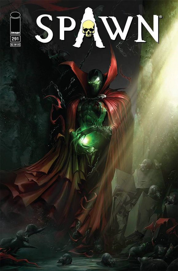 Spawn # 291 Cover A