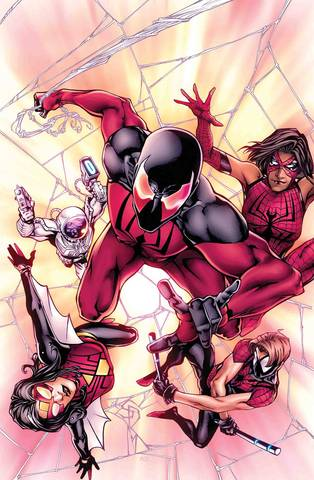 Spider-Force # 1
