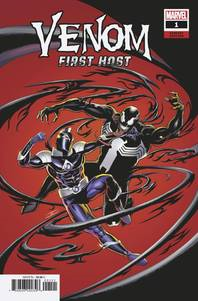 Venom First Host # 1 1:50 Cassaday Variant