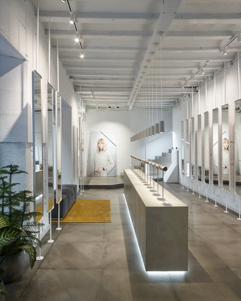 MAM's first flagship store in Barcelona