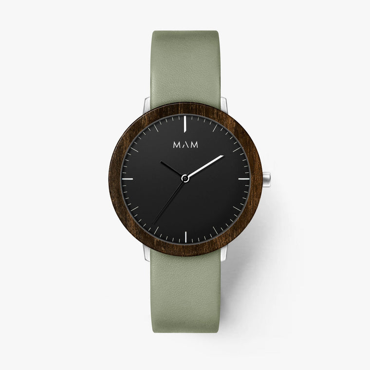 Military watch wood Mam Originals | FERRA 625
