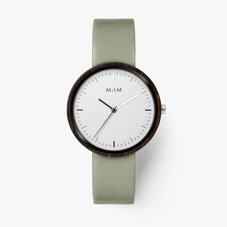 Modern watch wood Mam Originals | PLANO  643