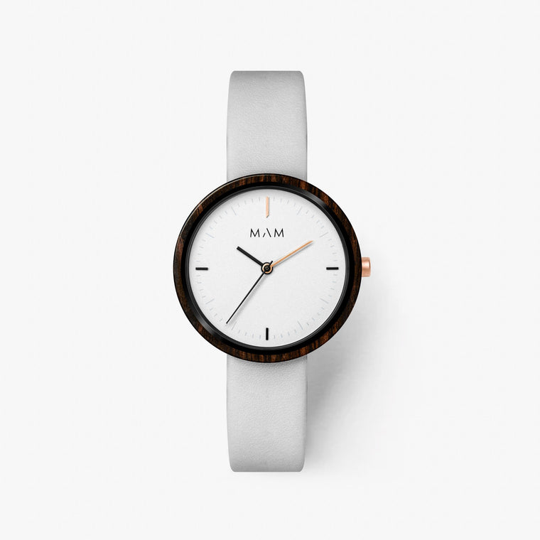 New watch wood Mam Originals | PLANO 658