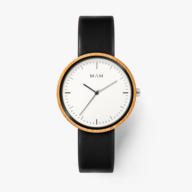 Wooden watches brands Mam Originals | PLANO  644