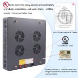 VIPARSPECTRA UL Certified V1200 1200W