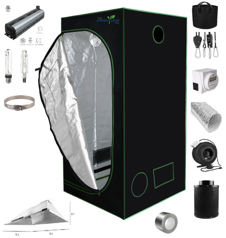 4' x 4' Grow Kit - 3XL Reflector Signature Series