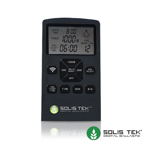 Remote Controller for STK1000LCD Version 2.0