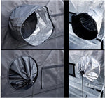 4' x 4' Grow Kit - 3XL Reflector Pro Series