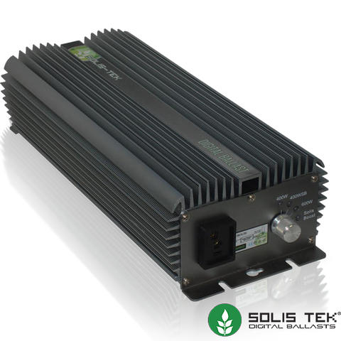 Solis Tek 1000W Digital Ballast 120/240v SE/DE Compatible