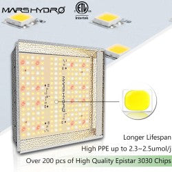 TS 600 Led Plant Grow Lights