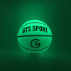 2019 GTS Sport Glow in the dark luminous basketball - A Review from MrMike Production