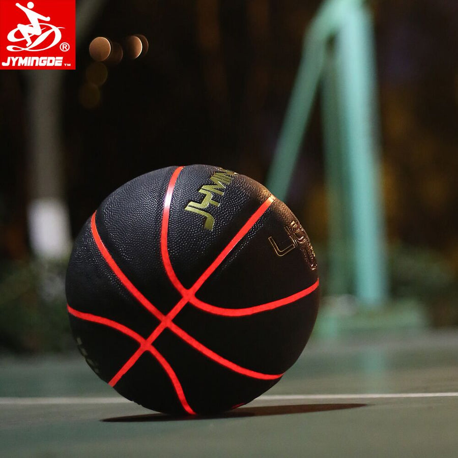 2019 Glow in the dark Laminated Basketball