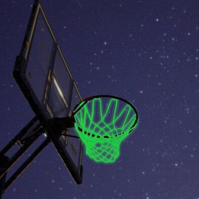 Glow In The Dark Luminous Basketball Net - FREE SHIPPING FOR 24HRS ONLY