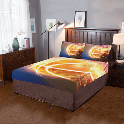 Basketball Bedding Set GTS01 - Free Shipping for 24hrs only