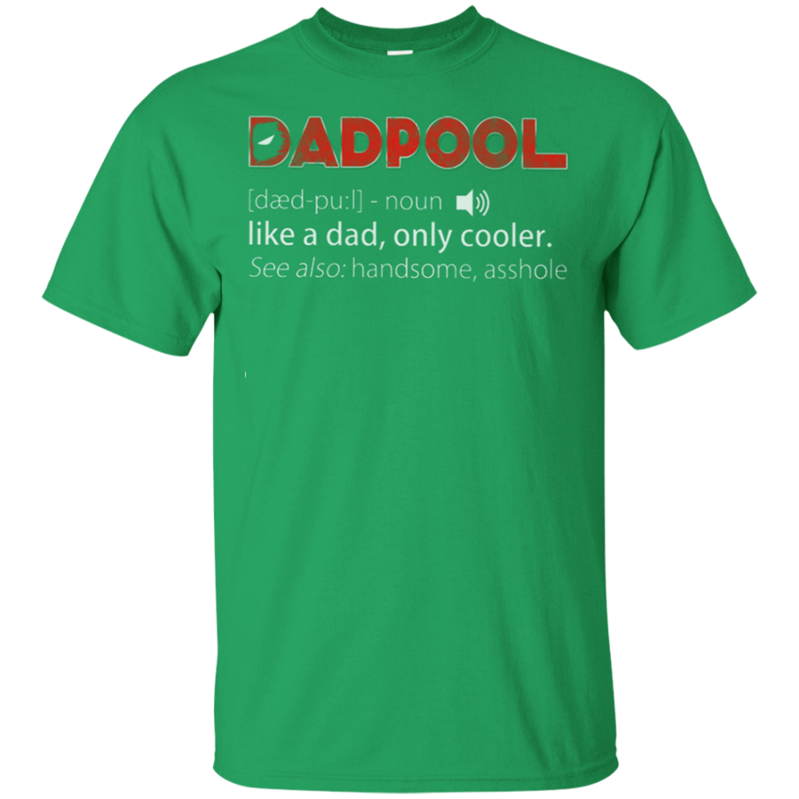 Dadpool Funny Father's Day T-shirt