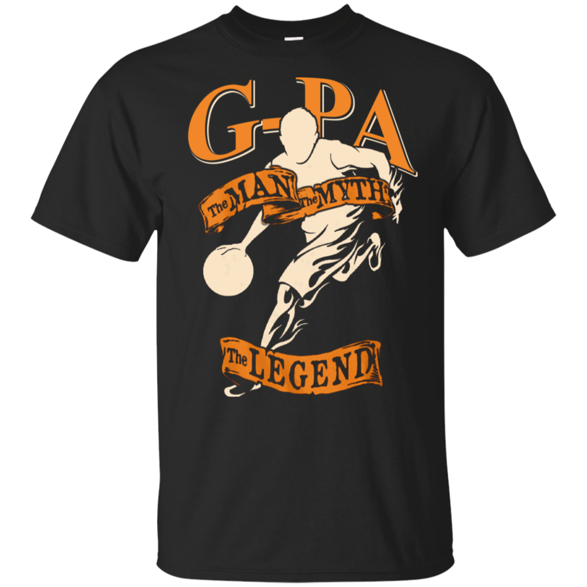 G-pa The man the myth the legend basketball Ultra Cotton T-Shirt