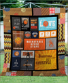 GTStyles Basketball Quilt Blanket GTS04 - Free Shipping for 24hrs only
