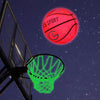 Glow in the dark Led Basketball + Free 01 Glowing Net
