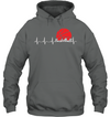 heartbeat basketball t shirt and hoodies