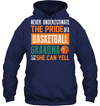 The pride of a basketball grandma Best Mother's day gifts