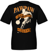 Pawpaw The man the myth the legend basketball t shirt