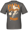 Papa The man the myth the legend basketball t shirt