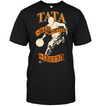 Tata The man the myth the legend basketball t shirt