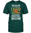 And god said let there be loud yelling so he made basketball moms v2